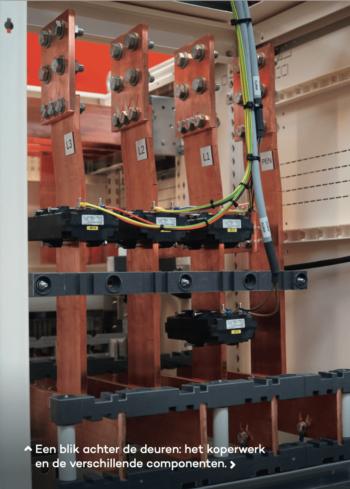 Vermogensborden engineeren en bouwen voor Pfizer